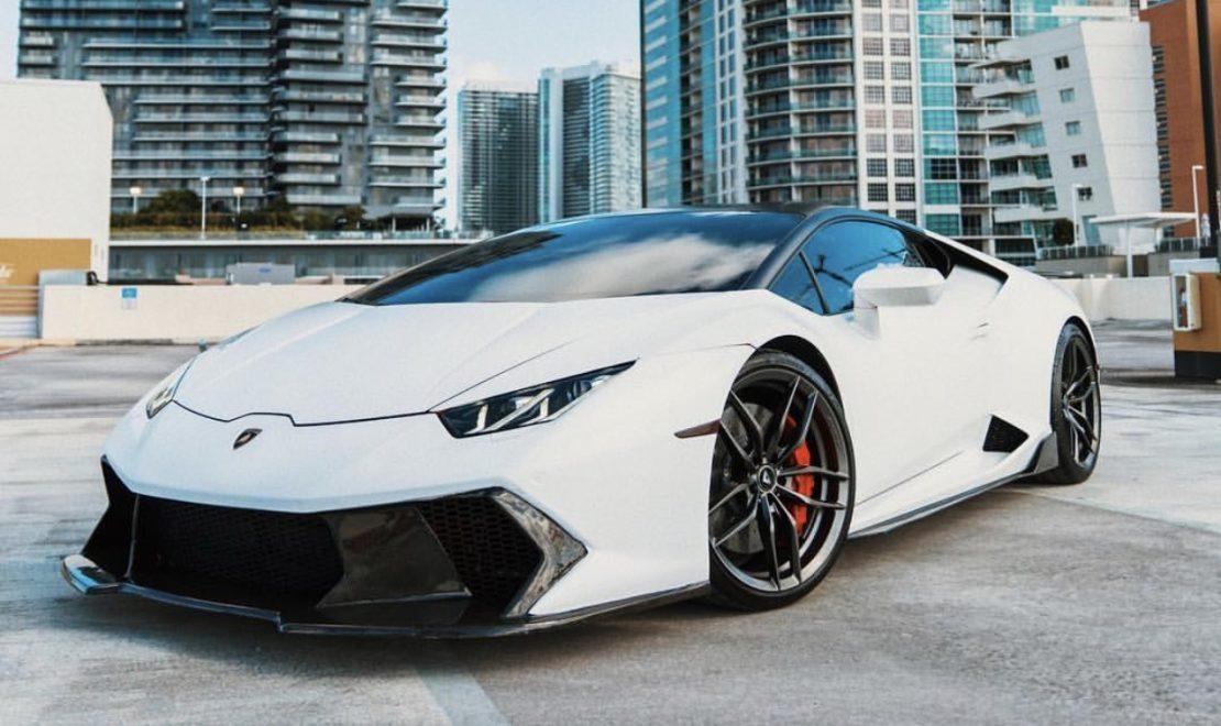 Lamborghini Huracán Coupe
